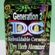 Ceramic Dry Herb Vaporizer