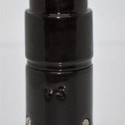 Black v3 Ceramic Donut Atomizer